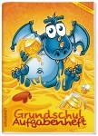 Grundschul-Aufgabenheft A5 Honig-Drache