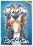 Grundschul-Aufgabenheft A5 Cooler Hund