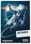 Schulstuff Aufgabenheft mini A6 30 Wochen [Astronaut]