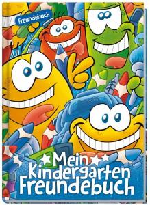 """Freundebuch """"Meine Kindergarten-Freunde"""""""