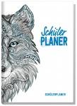 Schulstuff Schülerplaner A5 Wolf