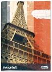 Schulstuff Vokabelheft Maxi A4 [Eiffelturm]
