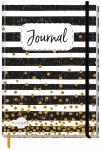 """Trendstuff Journal dotted A5 """"Black & White"""" 160 Seiten"""