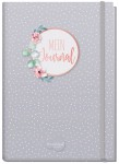 "Trendstuff Journal dotted A5 ""Dotty grau"""