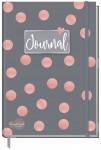 """Trendstuff Journal dotted A5 """"Sweet Dots"""" 160 Seiten"""