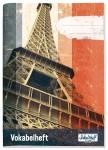 Schulstuff Vokabelheft mini A6 Eiffelturm