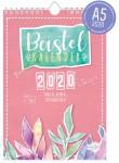 A5+ Bastelkalender Aquarell 2020