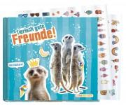 Freundebuch tierisch gute Freunde [Erdmännchen]