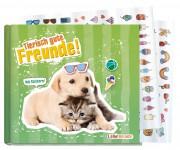 Freundebuch tierisch gute Freunde - Hund & Katz