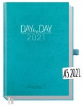 Organizer Day by Day A5 2021