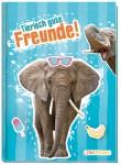 Freundebuch tierisch gute Freunde A5 [Elefant]