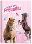 Freundebuch tierisch gute Freunde A5 [Pferd]