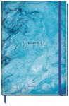 "Trendstuff Journal A4+ ""Blue Marble"""