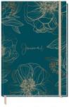 """Trendstuff Journal A4+ """"Goldblüte"""""""