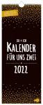 Du + Ich Kalender für uns Zwei 2022 Wandkalender 12 Monate