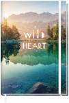 Trendstuff Notizbuch Classic kariert A5+ [Wild Heart]