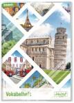 Schulstuff Vokabelheft Premium A5 mit Schutzumschlag [Turm Pisa]