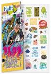 Stickerbogen Häfft 2021/2022