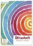 Lernfreunde Oktavheft A6 liniert [Regenbogen]