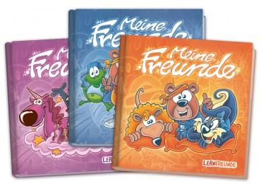 Lernfreunde Freundebuch