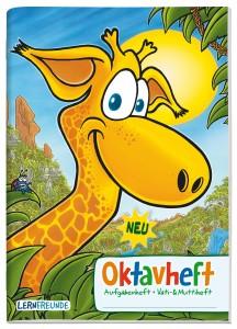 Oktavheft Giraffe