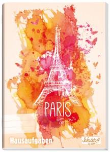 Schulstuff Aufgabenheft Basic Paris