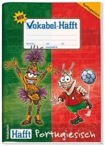 Vokabel-Häfft Portugiesisch